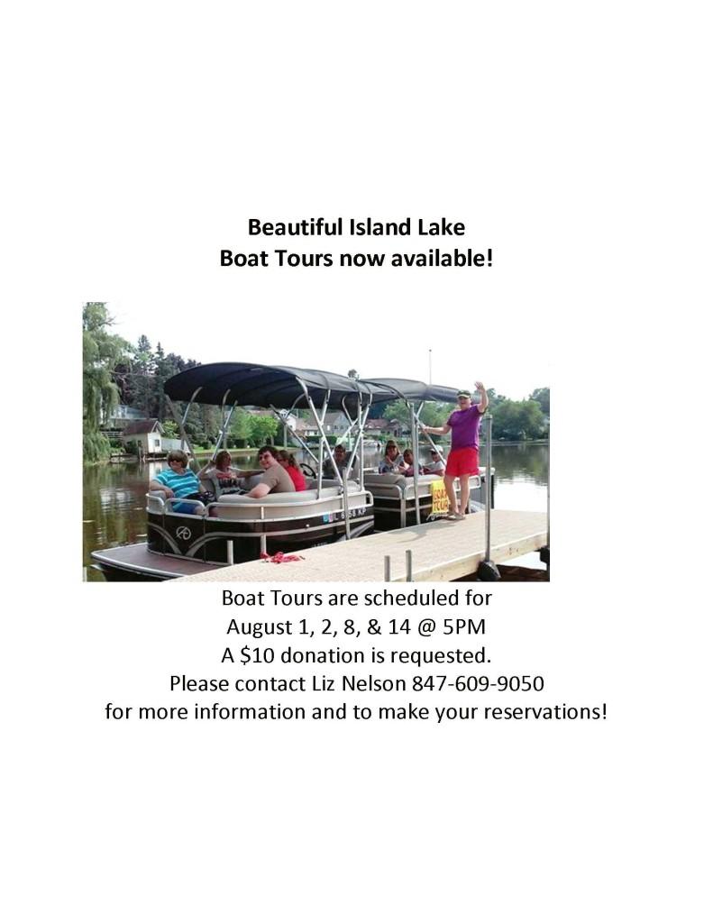 Beautiful Island Lake
