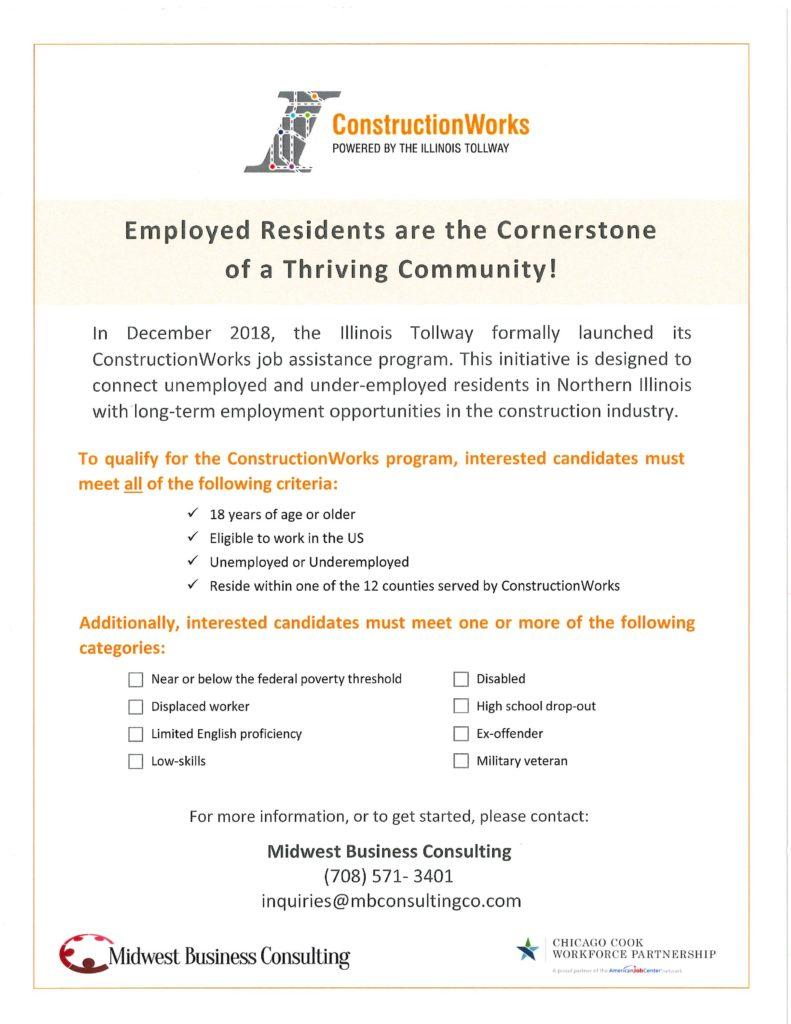 IL Tollway Commission Jobs