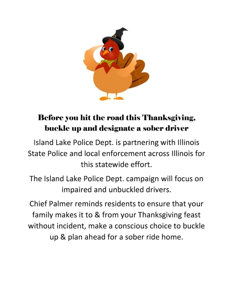 Before you hit the road this Thanksgiving