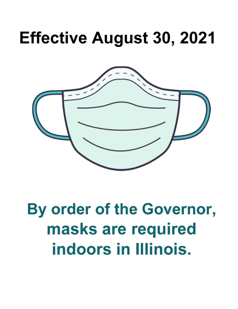 Masks required